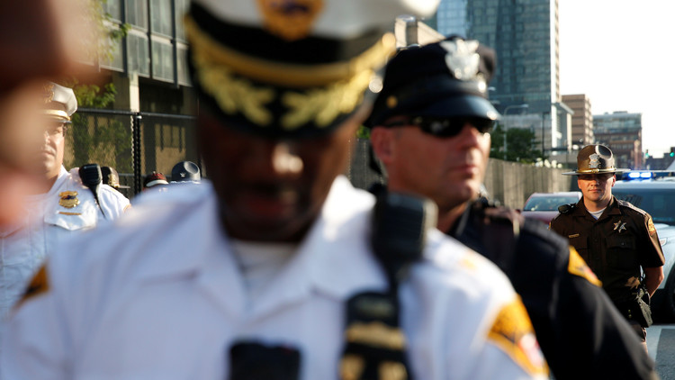 EE.UU.: Evacuan la estación principal de Washington D.C. por amenaza de bomba