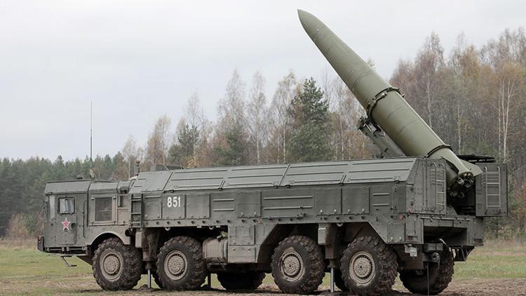 """""""Las 4 nuevas divisiones creadas por Rusia son una respuesta al aumento de la presencia de la OTAN"""""""