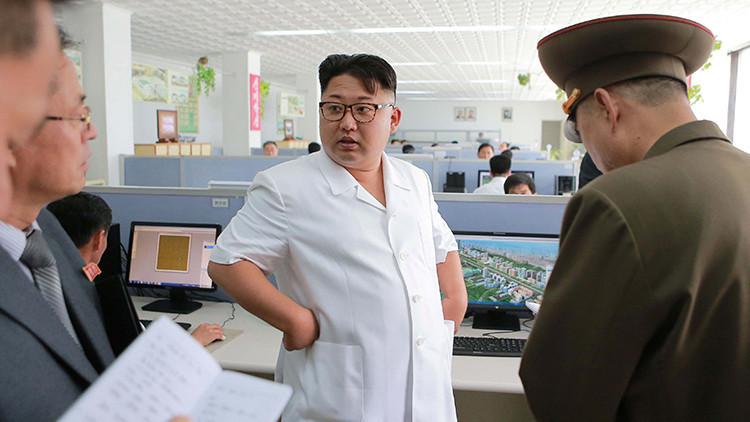 """Corea del Norte: """"EE.UU. cruzó  la línea roja al incluir a Kim Jong-un en la lista de sanciones"""""""