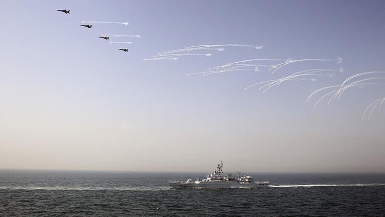 Moscú y Pekín realizarán maniobras conjuntas en el mar de la China Meridional