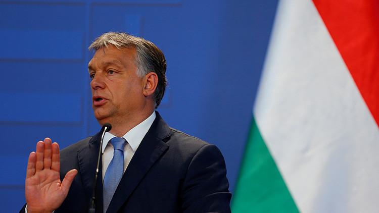 """El primer ministro de Hungría considera que los refugiados son el """"veneno"""" para el país"""
