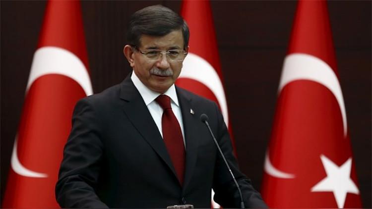 El ex primer ministro turco admite que estuvo detrás del derribo del caza ruso