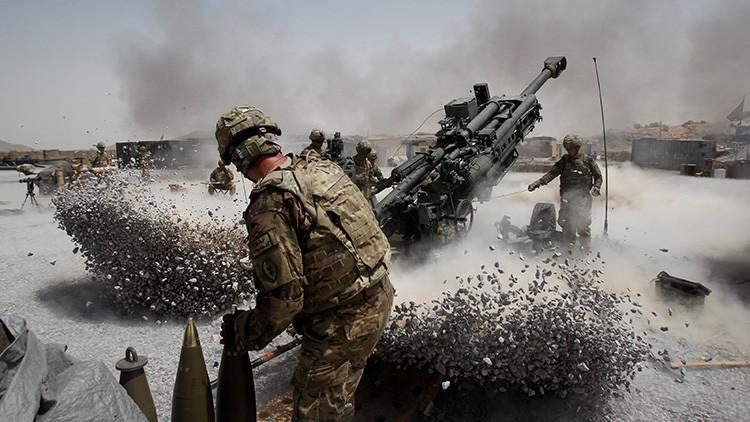 Afganistán: 5 soldados estadounidenses resultan heridos en operaciones contra el Estado islámico