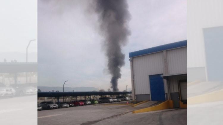 Chile: Reportan una gran explosión en una empresa de Pudahuel