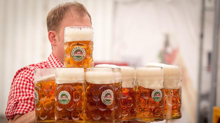 La cerveza es un camino hacia la infertilidad