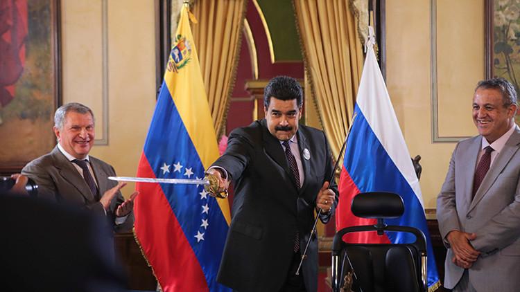 Rusia y Venezuela planean realizar suministros de petróleo recíprocos este año