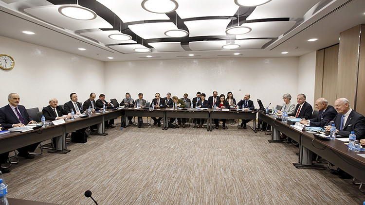 """Rusia: """"La paz en Siria solo es posible si participa la oposición moderada"""""""
