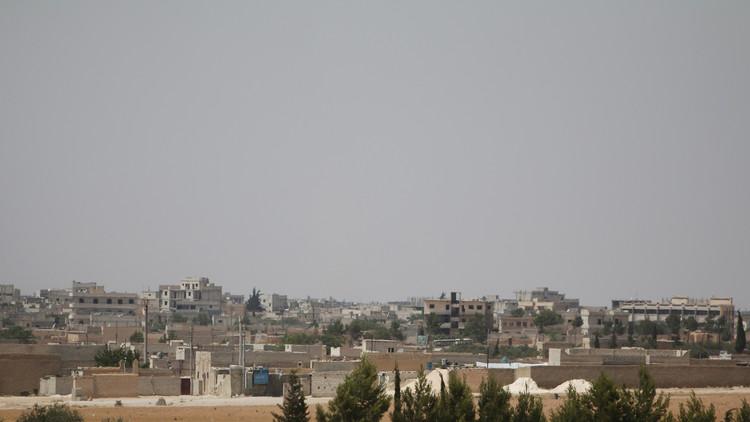Siria acusa a la coalición liderada por EE.UU. de haber matado a 45 civiles cerca de Manbij