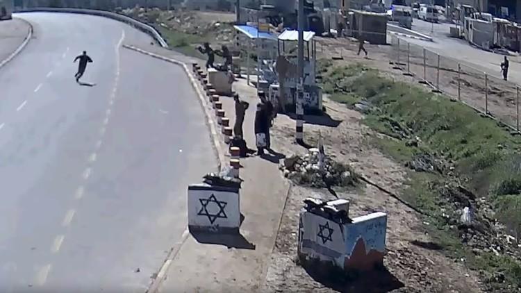 Video: Muere un soldado israelí por fuego amigo durante un ataque (18+)