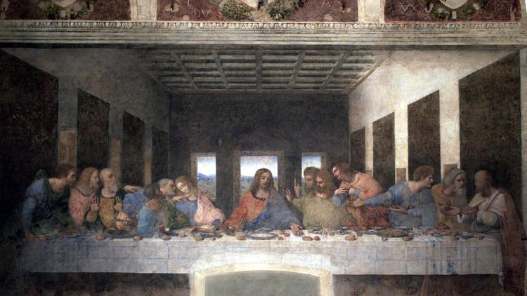 Revelan El Verdadero Secreto Escondido Por Da Vinci En La Ultima