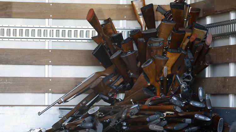 Adiós a las armas: Robo en un arsenal de una base estadounidense en Alemania