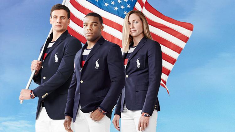 Río 2016: Los deportistas olímpicos de EE.UU. lucirán en el pecho... ¿la bandera tricolor rusa?