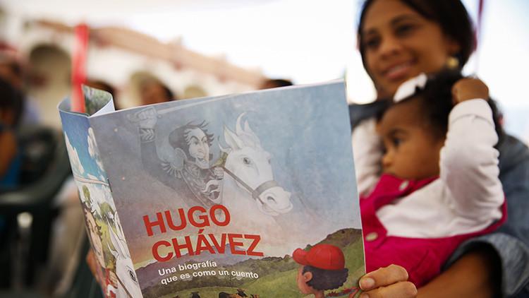 """""""11 millones de libros editados no asombra a los venezolanos"""""""