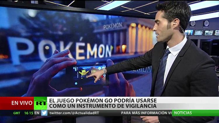 El lanzamiento del videojuego Pokémon Go deja huella en todo el mundo