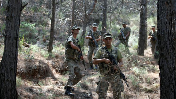 Capturan en Turquía a soldados del grupo que cumplía la orden de asesinar a Erdogan