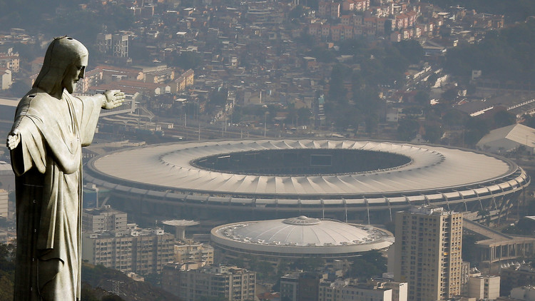 Falsa alarma en el Maracaná: Se informa sobre una explosión controlada cerca del estadio