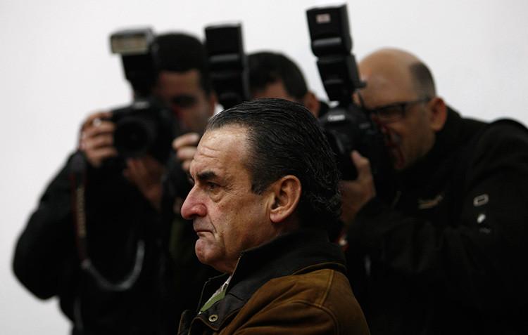 Mario Conde, exbanquero español, actualmente en libertad bajo fianza por blanqueo y evasión fiscal
