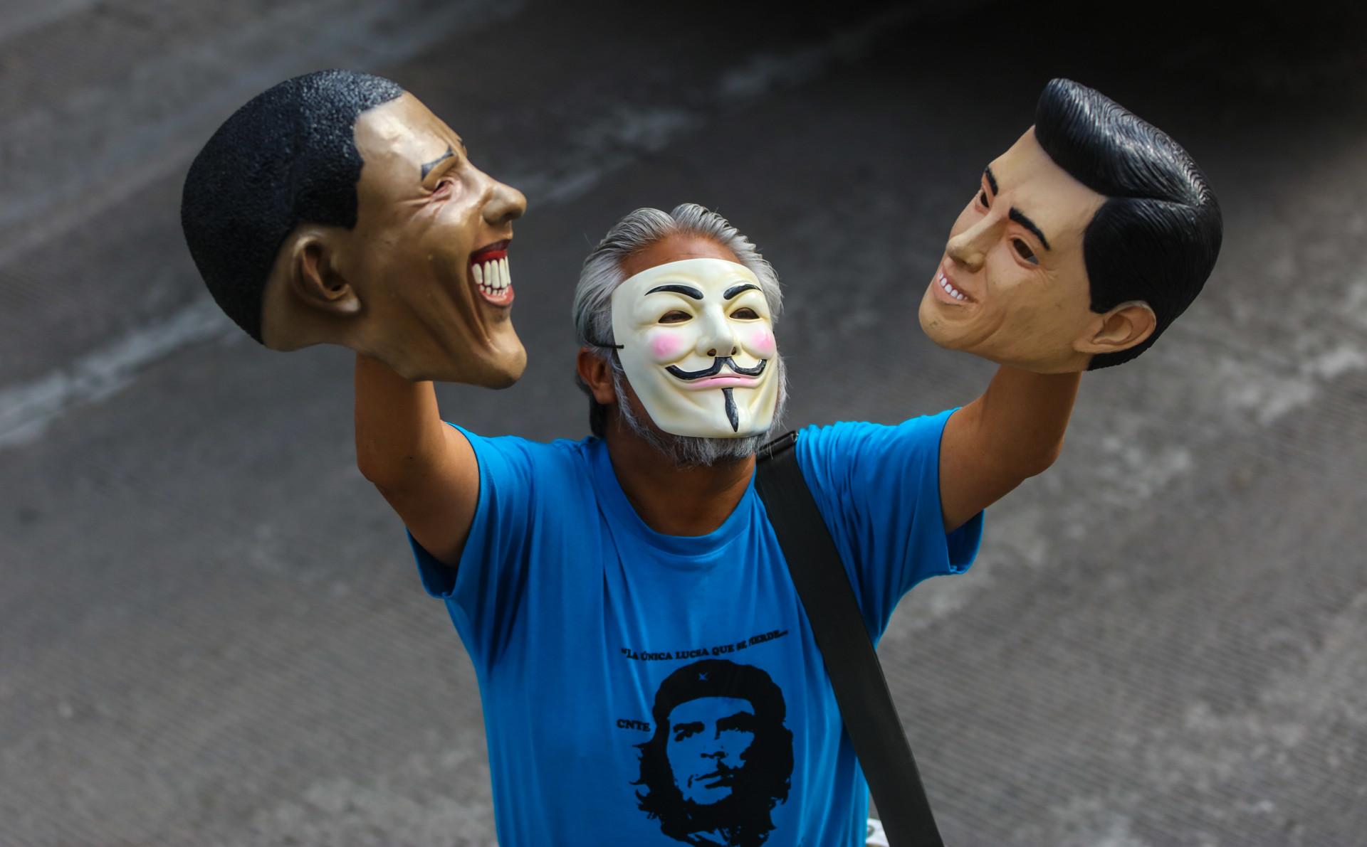 CNTE exigió diálogo a gobierno de Peña Nieto