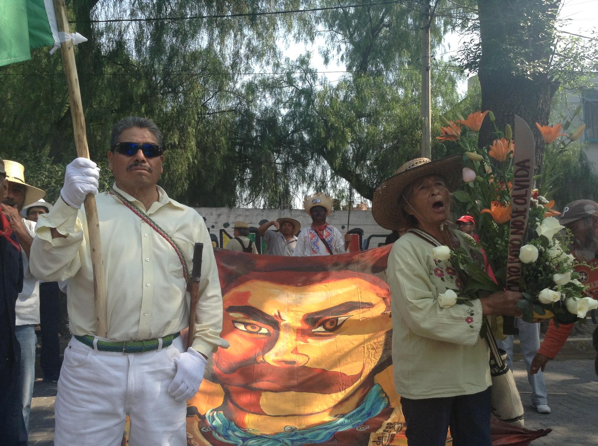 Recuerdan los 10 años de la represión en Atenco
