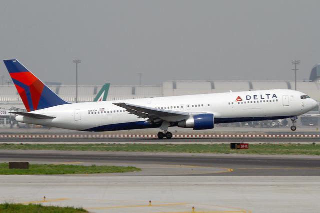 Boeing 767-300ER / Delta Airlines