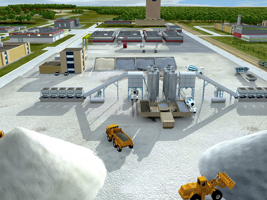 El Centro Industrial de Almacenamiento Geológico (Cigeo) planeado en Bure (Francia).