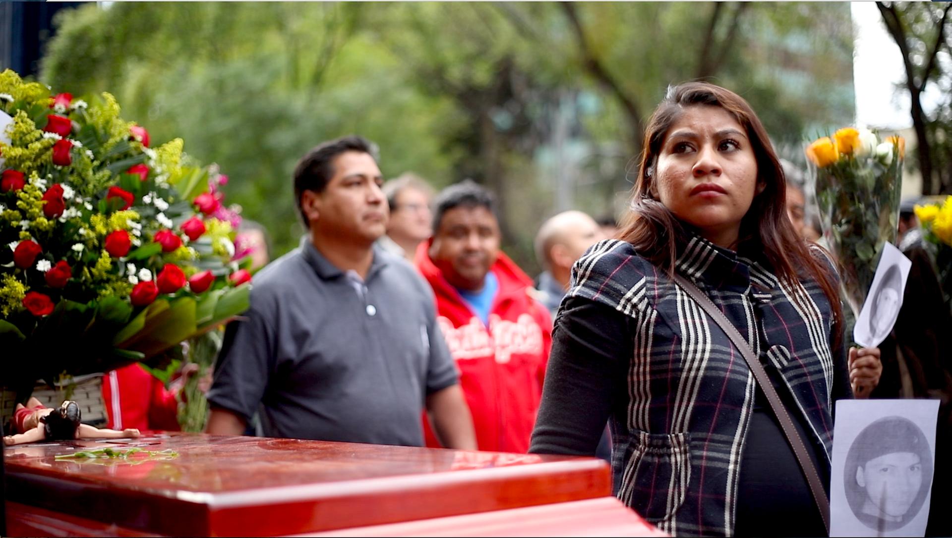 En septiembre se cumplen dos años de la desaparición forzada de Iguala