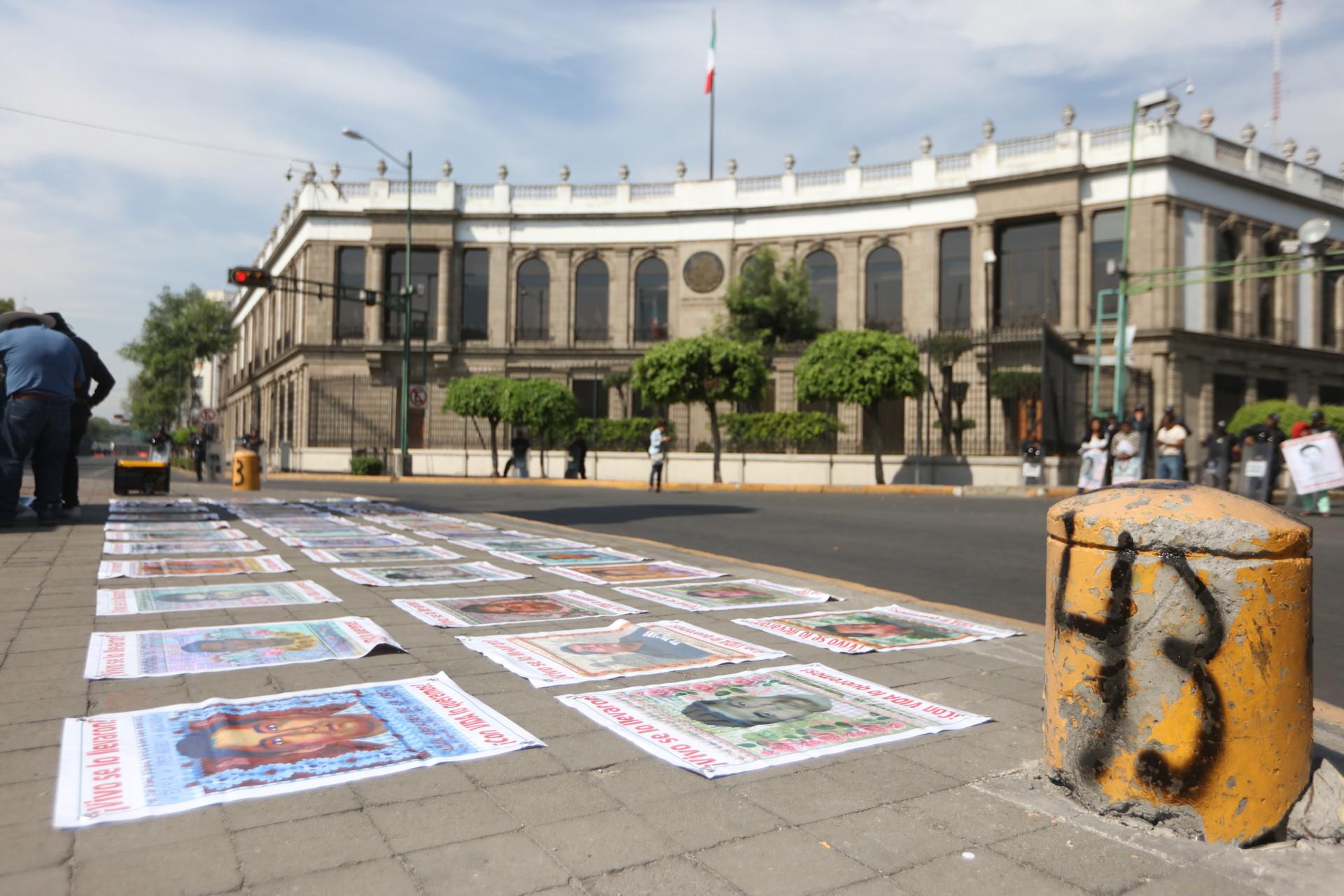 El caso Iguala causa todavía protestas en todo México