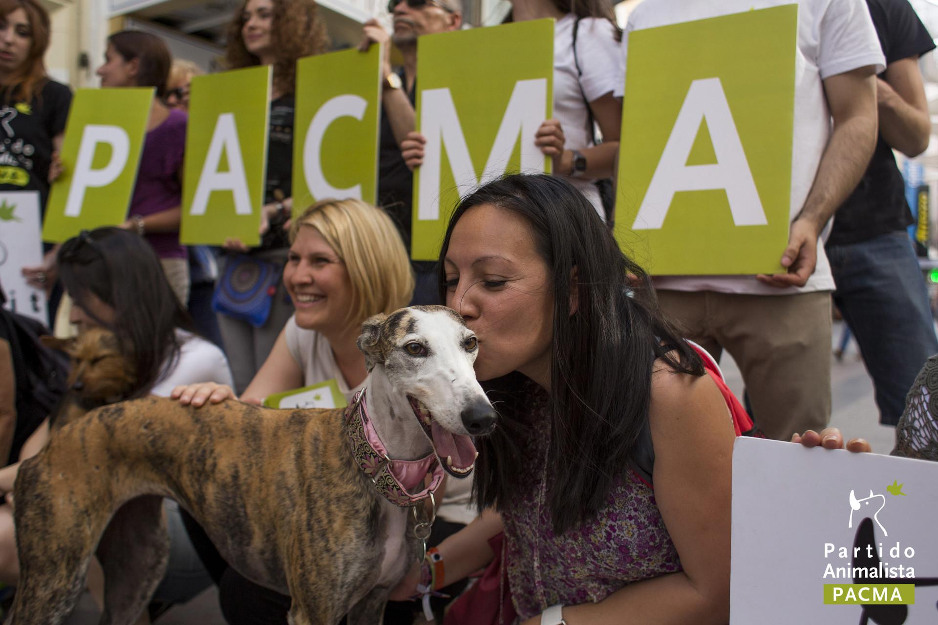 Campaña elecciones generales junio 2016 / Pacma