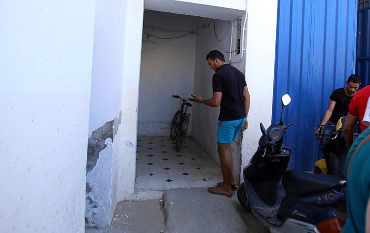 Jaber Lahouaiej Bouhlel, el hermano del atacante