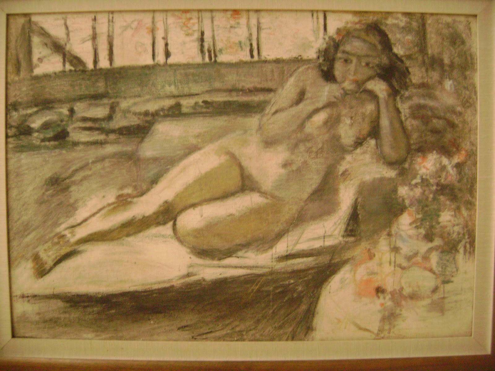 Juanita desnuda.