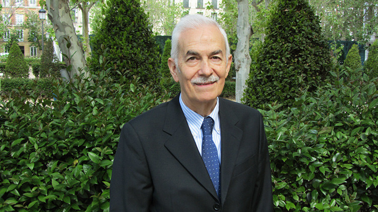 """Juan Ignacio Crespo, autor del libro """"¿Por qué en 2017 volveremos a entrar en recesión? (Deusto, 2016) """""""
