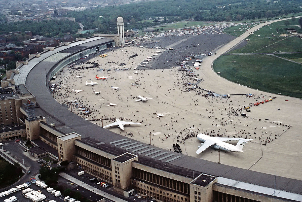 Aeropuerto de Berlín-Tempelhof