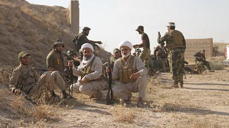 'El caballero negro' iraní que encabezará la liberación de la 'capital' del Estado Islámico