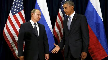 Los presidentes de Rusia y EE.UU. abordan los temas cruciales de la agenda internacional