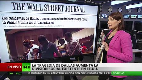 La tragedia de Dallas profundiza la brecha racial en Estados Unidos