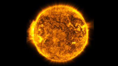 Video: Así hace la NASA para que el sol 'gire'