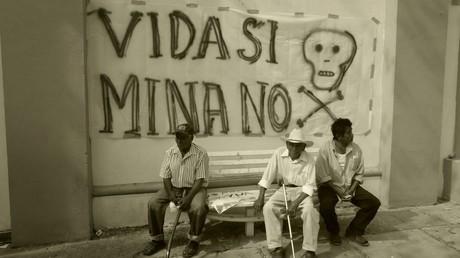 Vida sí mina no: Zacualpan, Colima