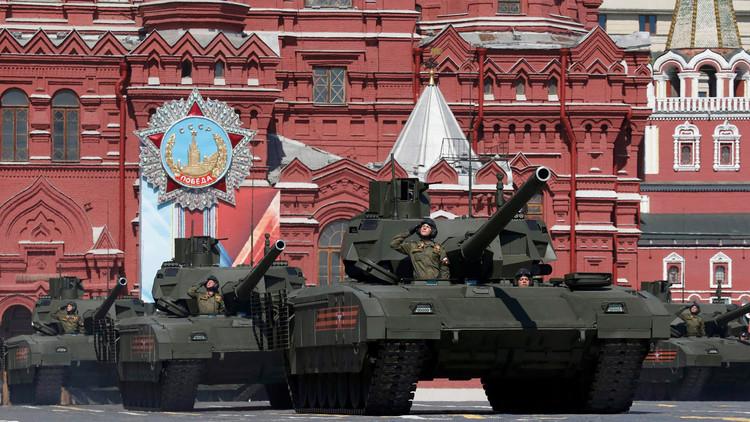 ¿Podría un sistema antitanque estadounidense TOW destruir un Armata ruso?