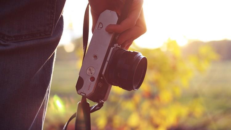 Video: Un fotógrafo muestra cómo las cámaras nos 'engordan' varios kilos sin que nos demos cuenta
