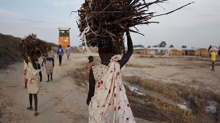 """""""Les rogué que me mataran"""": otra mujer de Sudán del Sur es violada ante las narices de la ONU"""