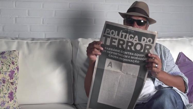 Se infiltra en una favela y es torturado por la Policía: periodista brasileño narra su experiencia