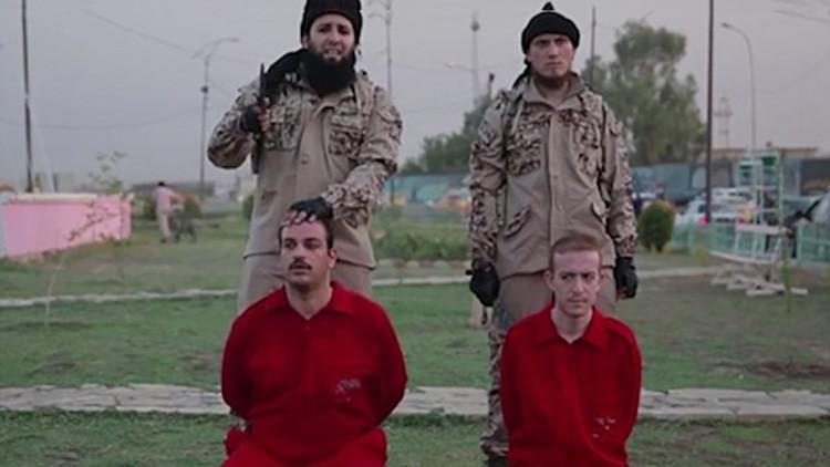 Más amenazas para Hollande: el Estado Islámico ejecuta a 'espías' y promete más ataques en Francia