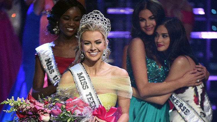 Miss Teen USA provoca ira con sus tuits racistas
