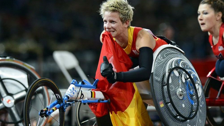 Una campeona paralímpica belga quiere someterse a eutanasia después de Río