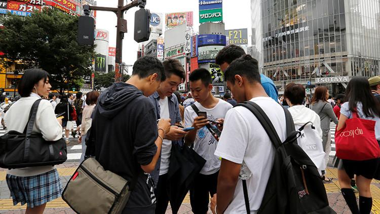 'Fue sin querer queriendo': Falsa alarma de un terremoto de magnitud 9,1 causa pánico en Japón