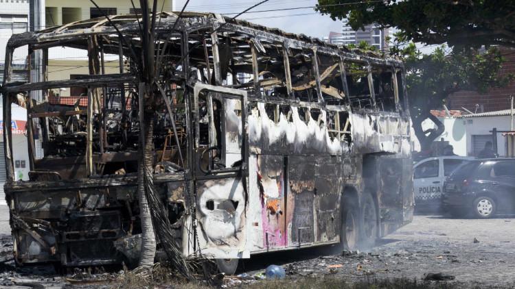 Brasil: ¿Se oculta detrás de los disturbios una represión a la protestas contra Temer?