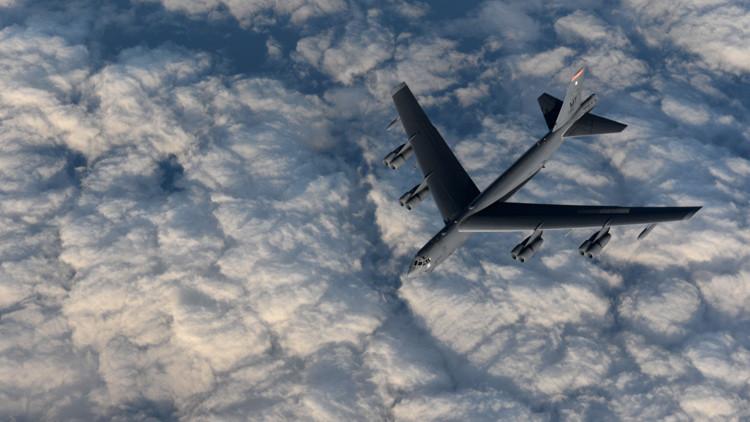 Cinco bombarderos de EE.UU. fueron 'interceptados' durante los ejercicios de la OTAN en el Báltico