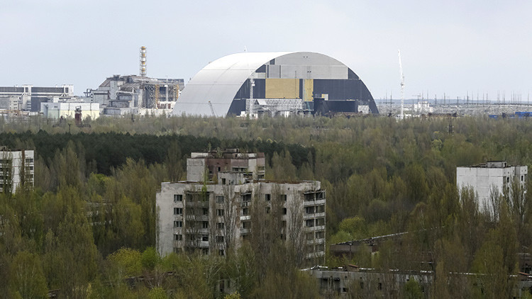 Chernóbil tendría una nueva vida gracias a un plan energético