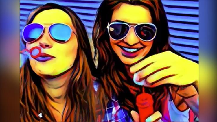 Videoarte: una empresa rusa elabora una aplicación que convierte videos en cuadros animados