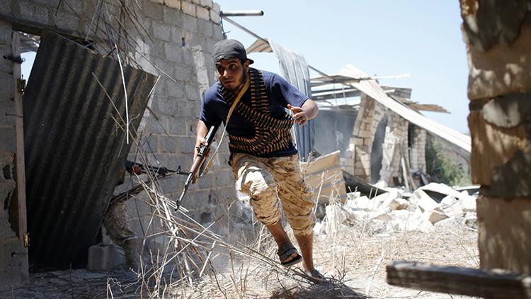 """EE.UU. regresa a Libia con una campaña militar sin """"punto final"""""""